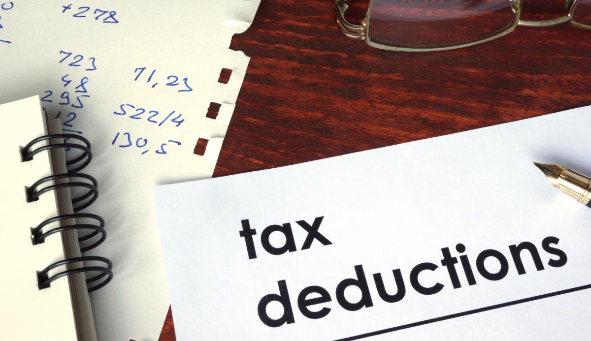 Self-Employed Health Insurance Deduction - Schultz ...
