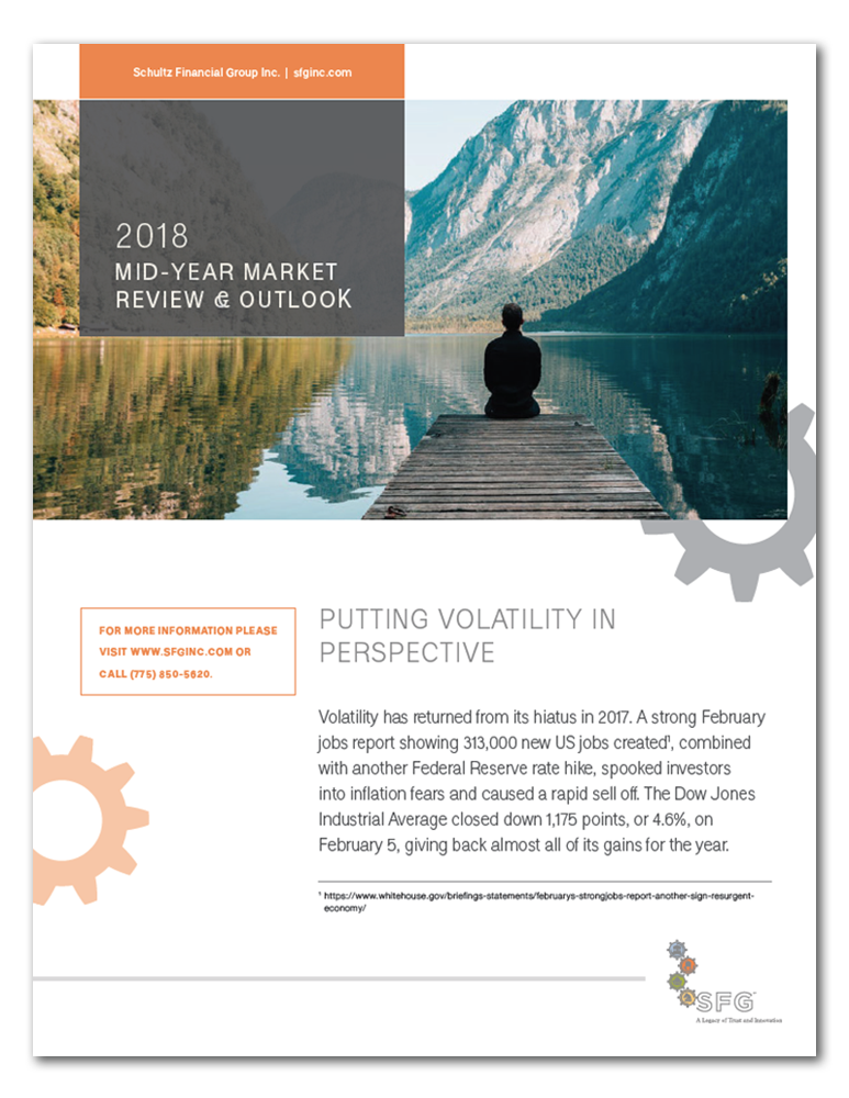 2018 Mid-Year Market Review & Outlook