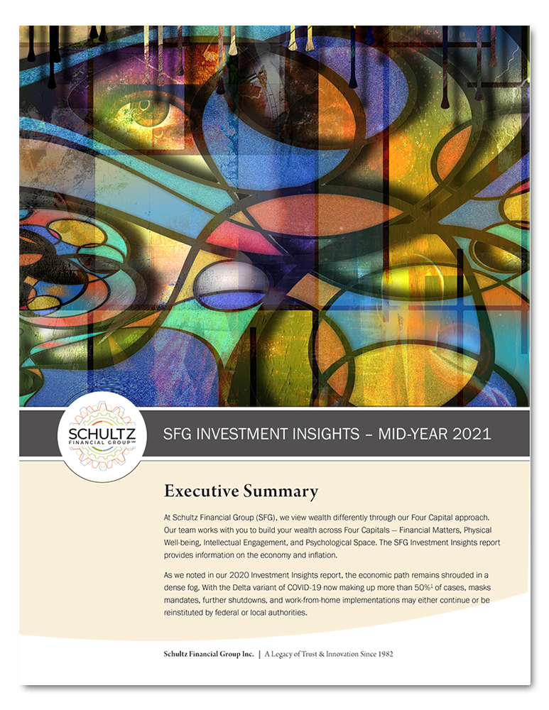 2021 SFG Investment Insights Mid-Year Report